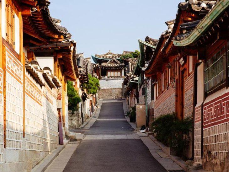 Букчон в Сеуле