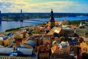 Бюджетная страна Латвия