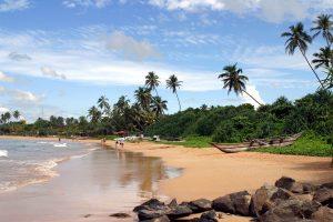 Бюджетная страна Шри-Ланка