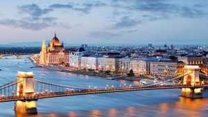 Бюджетная страна Венгрия