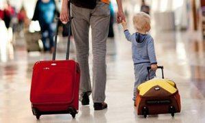 Что брать с собой в путешествие с ребенком