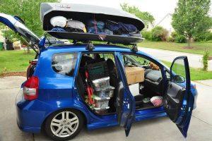 Что взять в путешествие на машине