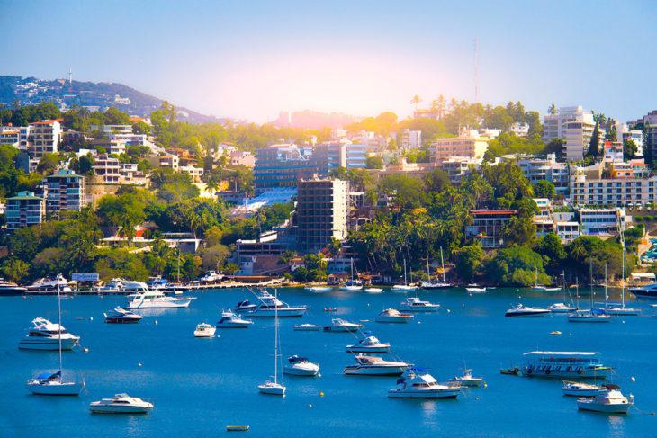 Достопримечательность Мексики - Акапулько