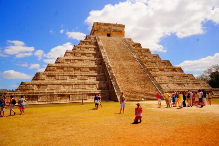 Достопримечательность Мексики - Чичен-ица