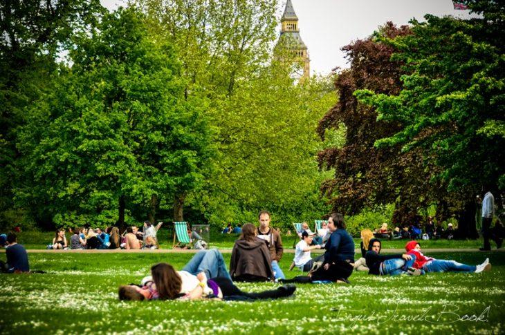Достопримечательности Англии - Гайд-парк