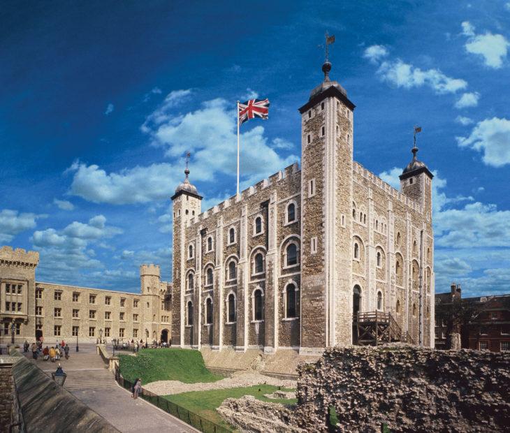 Достопримечательности Англии - Лондонский Тауэр