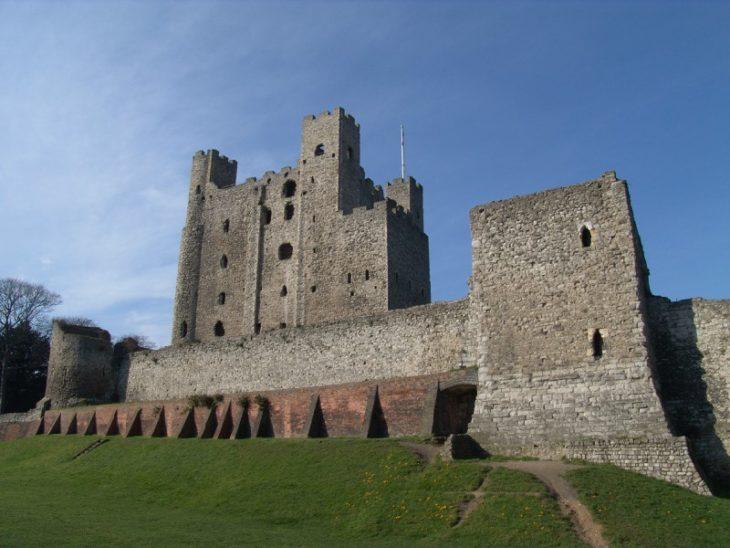 Достопримечательности Англии - Рочестерский замок