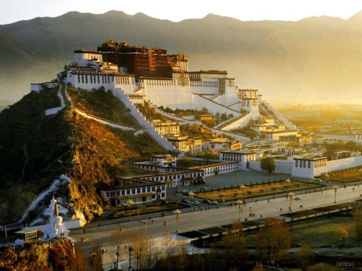 Дворец Потала в Китае