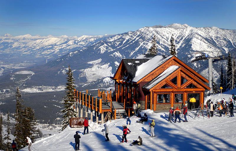 Где можно отдохнуть зимой в России
