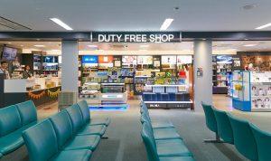 Где находятся магазины Duty Free