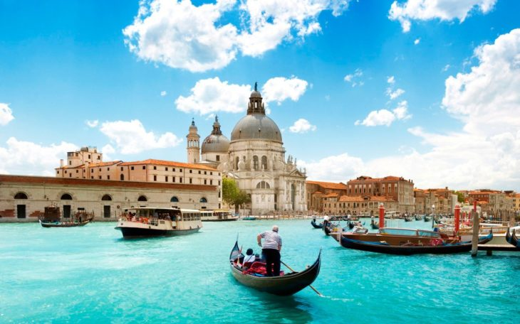 Гранд-канал в Венеции