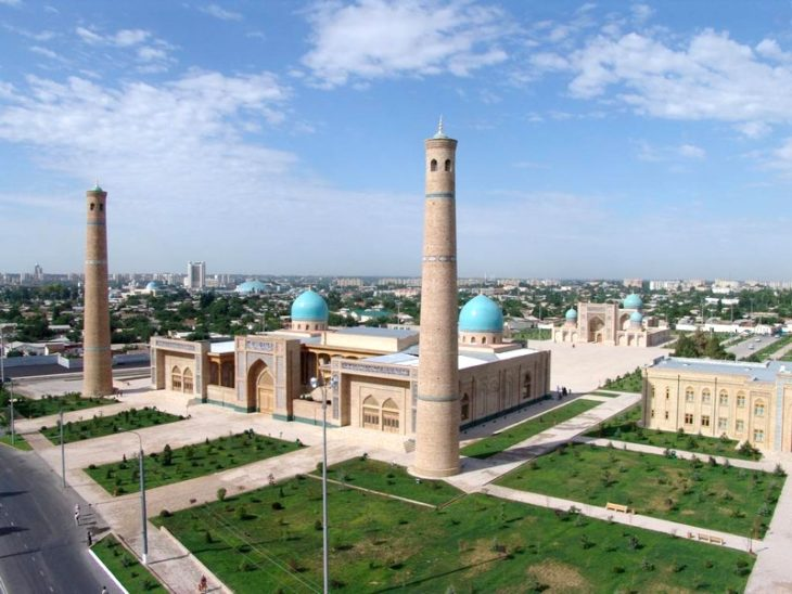 Хаст Имам в Ташкенте