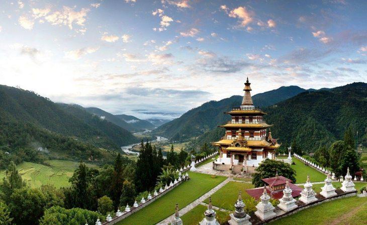 Идеи для путешествий - Помедитировать в Бутане