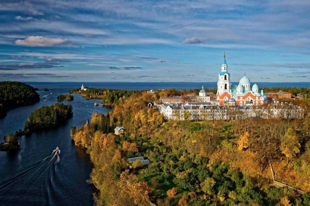 Идеи для путешествий по России