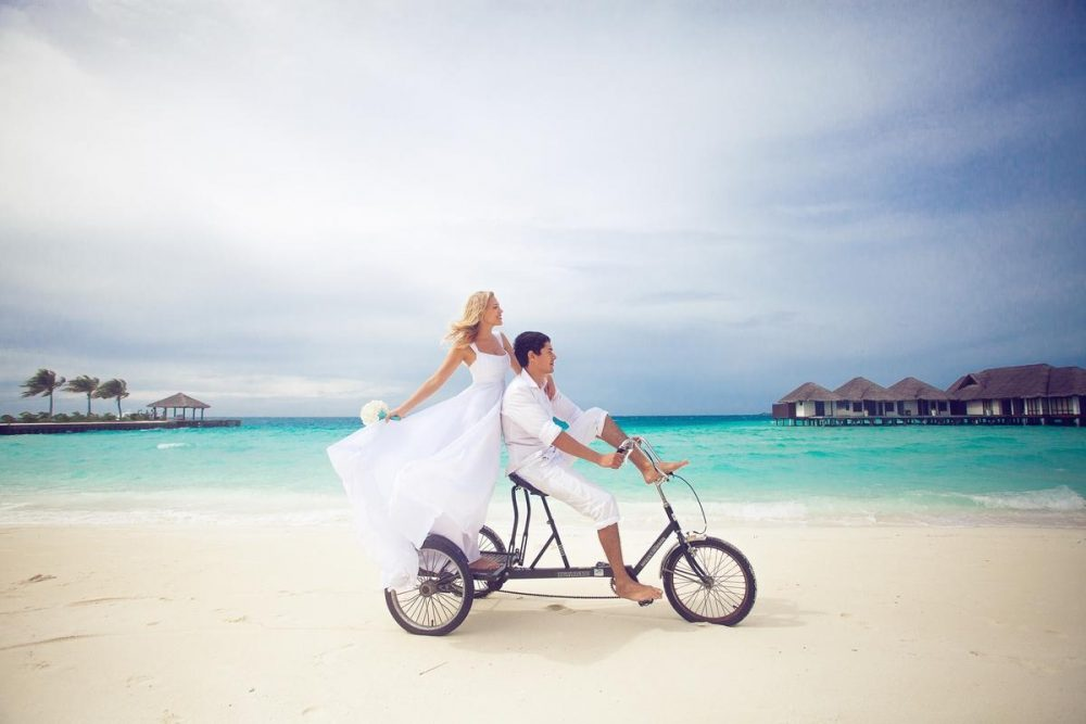 Идеи для свадебных путешествий