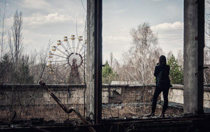 Идея для путешествий - проведать Чернобыль