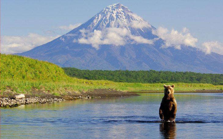 Идея для путешествий - удивиться Камчатке