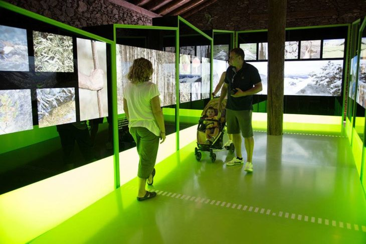Интерактивный центр Ла-Кортинада в Андорре