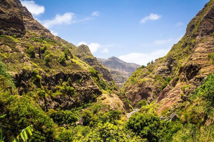 Кабо-Верде (Острова Зеленого Мыса)