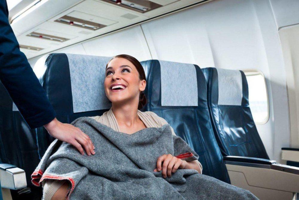 Как побороть страх полета