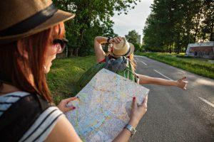 Как спланировать путешествие автостопом