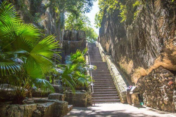 Королевская лестница город Нассау