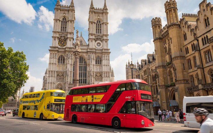 Маршруты путешествий на автобусе по Европе