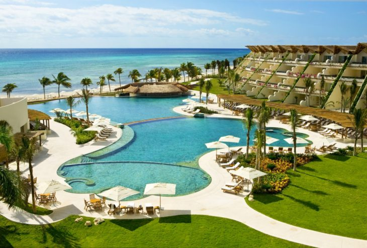 Медовый месяц в Ривьера Майя