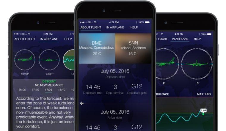 Мобильные приложения для аэрофобов