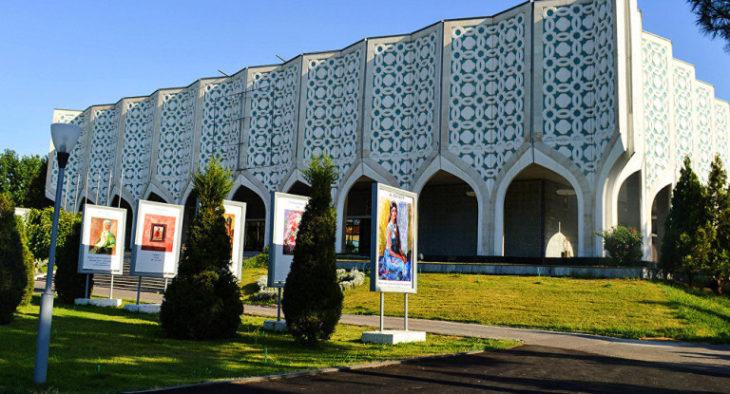 Музей искусств Узбекистана в Ташкенте
