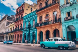 На Кубе тепло круглый год