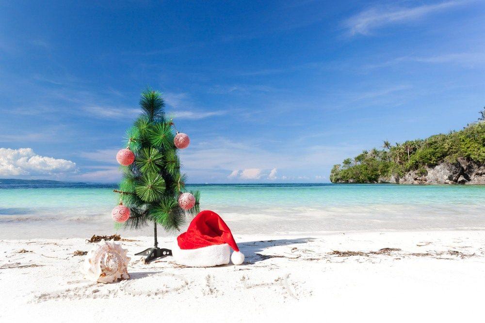 Направления для новогоднего отдыха на море