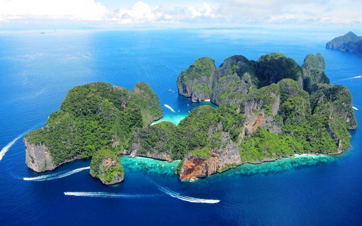 Острова Пхипхи, Таиланд
