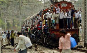 Пересечь Индию на поезде