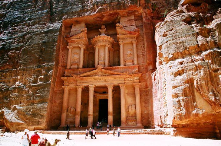 Петра, Южная Иордания
