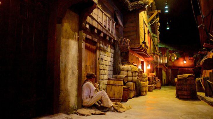 Пиратский музей город Нассау