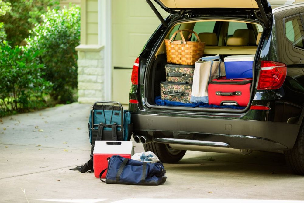 Подготовка к дальнему путешествию на машине