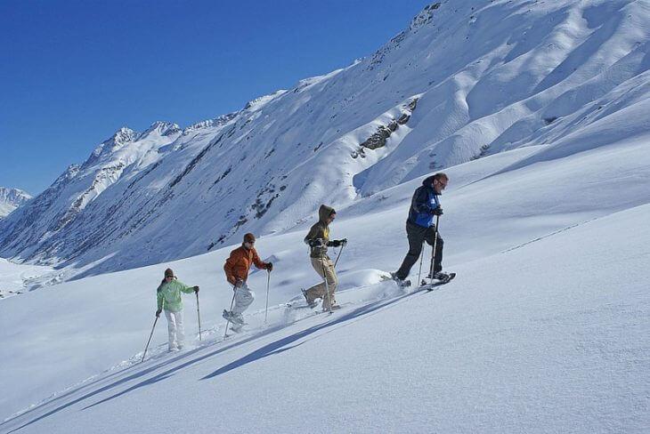 Походы на лыжах и снегоступах