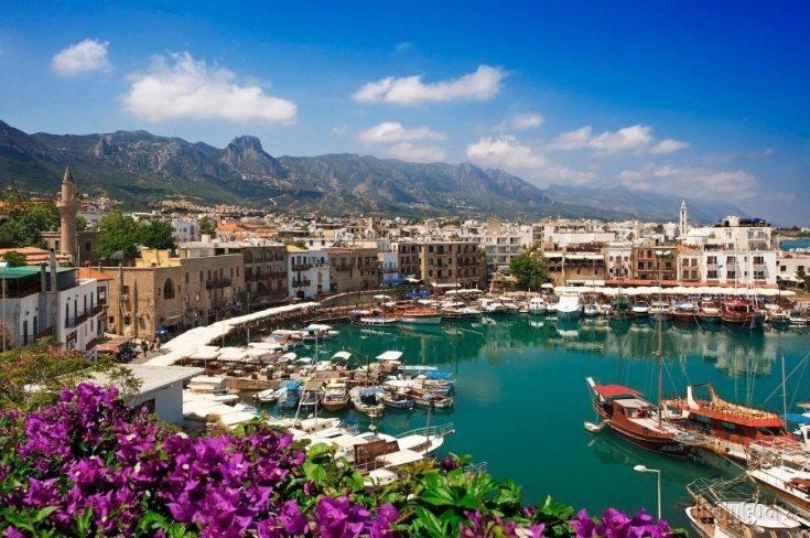 Популярная страна для отдыха - Кипр