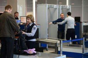 Порядок проведения досмотра в аэропорту