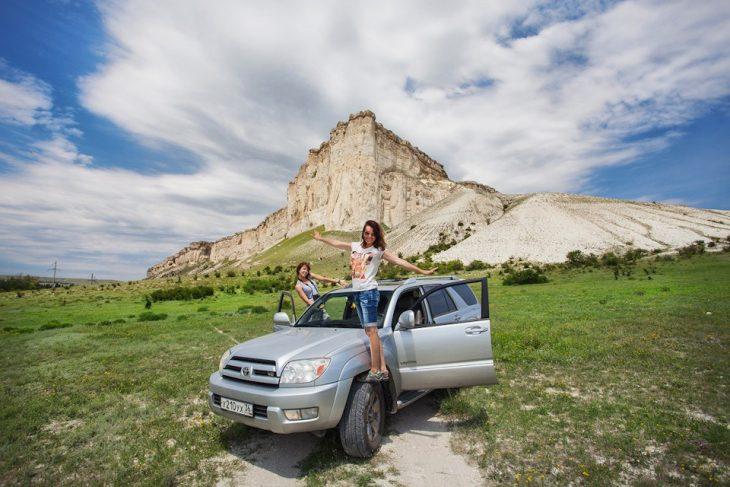Путешествие по России на машине