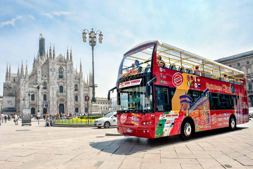 Путешествия на автобусе по Европе