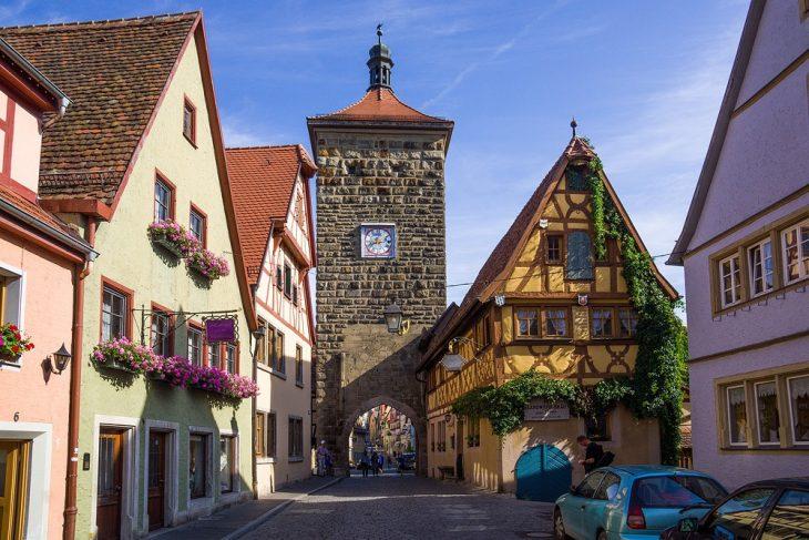 Ротенбург-на-Таубер