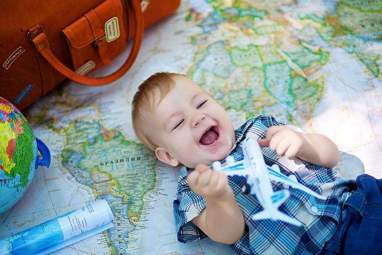 Советы по путешествиям с детьми