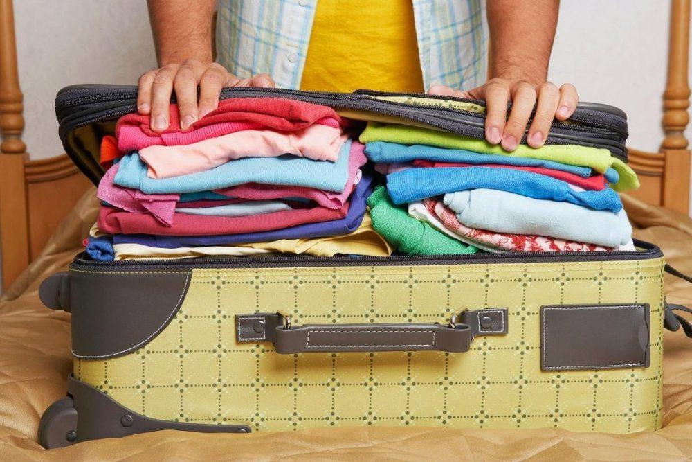 Советы по упаковке багажа