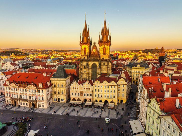 Спортивный туризм в чехии