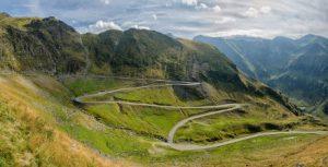 Трансфэгэрашское шоссе в Румынии