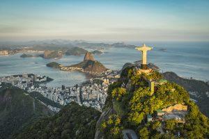 В Бразилии тепло круглый год