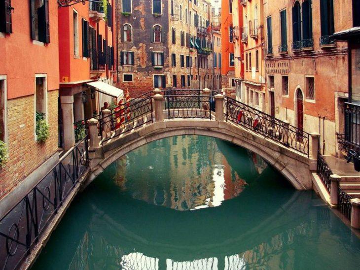 Венеция в Италии