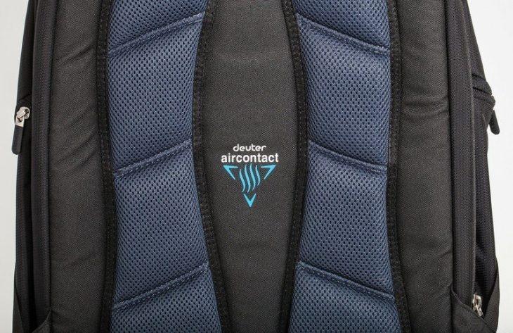 Вентиляция туристического рюкзака